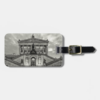 The Alte Nationalgalerie in Berlin Luggage Tag