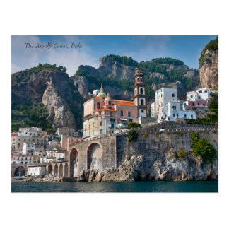 The Amalfi Coast Postcard