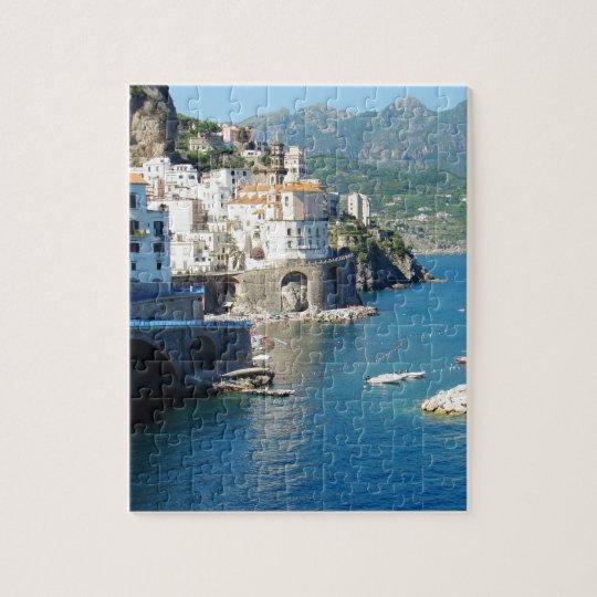 The Amalfi Vista Jigsaw Puzzle