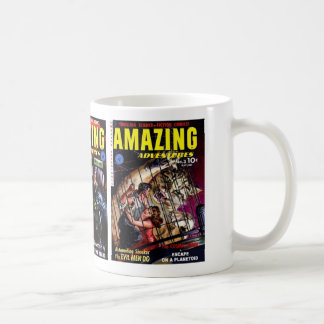 The Amazing Adventures Mug