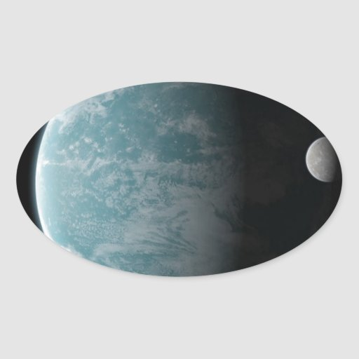 The Amazing Earth Stickers