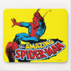 The Amazing Spider-Man Logo Mouse Mat
