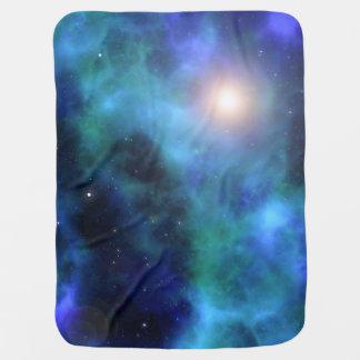The Amazing Universe Baby Blanket