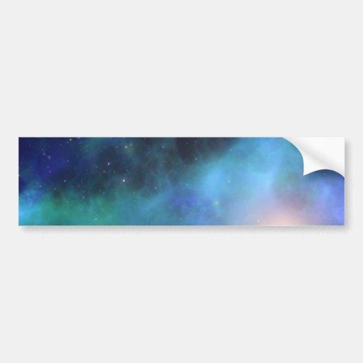 The Amazing Universe Bumper Sticker