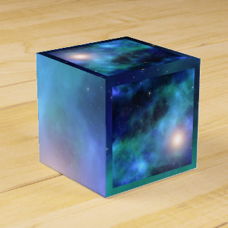 The Amazing Universe Wedding Favour Box