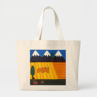 The Amazing View 2006 Large Tote Bag
