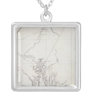 The Amazons 2 Silver Plated Necklace