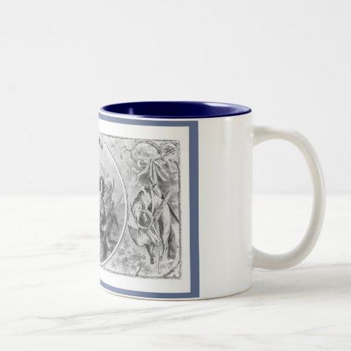 The Amazons Coffee Mug