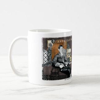 The Ambassador Archetype Basic White Mug