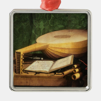The Ambassadors, 1533 Christmas Ornament