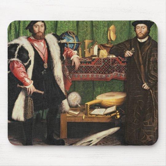 The Ambassadors, 1533 Mouse Mat