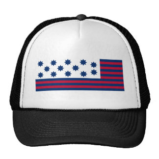 The American Battle of Guilford Courthouse Flag Trucker Hat