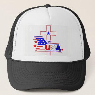 The American Christian Trucker Hat