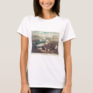 The American Civil War Battle of Pea Ridge 1862 T-Shirt