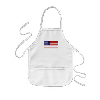 The American Flag Kids Apron