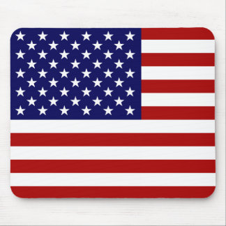 The American Flag Mouse Pads