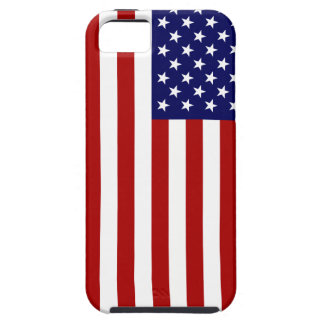 The American Flag Tough iPhone 5 Case