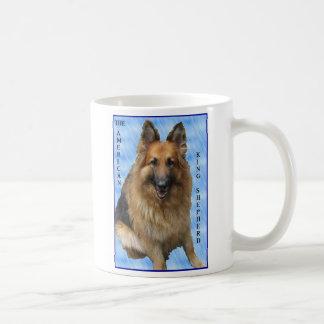 The American King Shepherd Basic White Mug