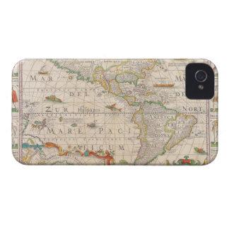 The Americas 2 iPhone 4 Cover