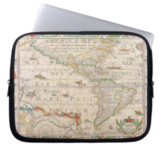 The Americas 2 Laptop Sleeve