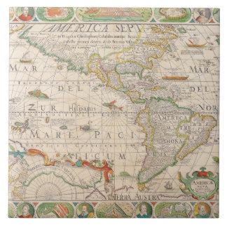 The Americas 2 Tile