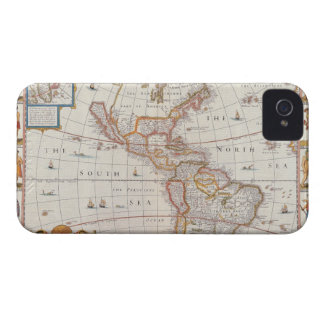 The Americas 3 iPhone 4 Cover