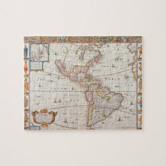 The Americas 3 Jigsaw Puzzle