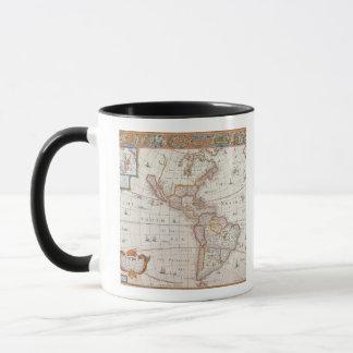 The Americas 3 Mug