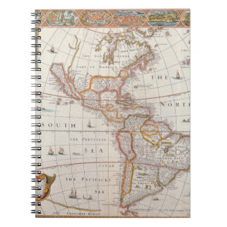 The Americas 3 Notebook