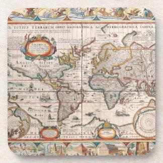 The Americas 4 Coaster
