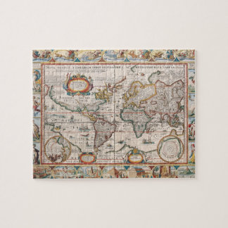The Americas 4 Jigsaw Puzzle