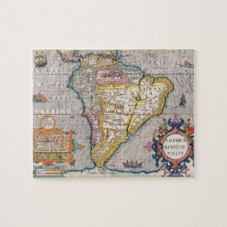 The Americas 5 Jigsaw Puzzle