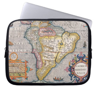 The Americas 5 Laptop Sleeve
