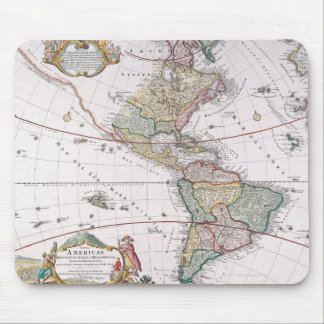The Americas Mouse Pad
