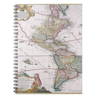 The Americas Notebooks