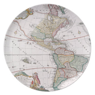The Americas Plate