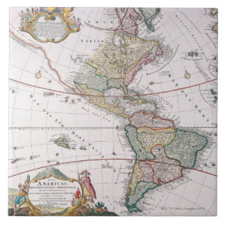 The Americas Tile