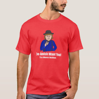 The Amish Want You- Dark T-Shirt