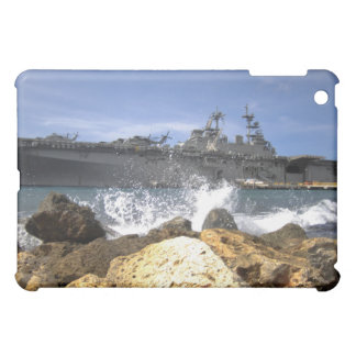 The amphibious assault ship USS Kearsarge Cover For The iPad Mini