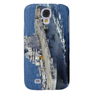 The amphibious assault ship USS Peleliu Galaxy S4 Case