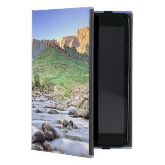 The Amphitheatre And Tugela River In Drakensberg Case For iPad Mini