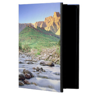 The Amphitheatre And Tugela River In Drakensberg iPad Air Case