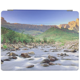 The Amphitheatre And Tugela River In Drakensberg iPad Cover