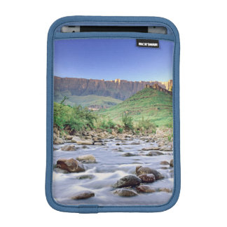 The Amphitheatre And Tugela River In Drakensberg iPad Mini Sleeve