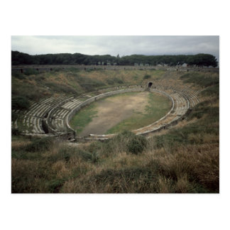 The Amphitheatre Postcard