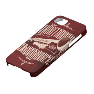 The Amsterdam Blunderbuss - iPhone5/5S Case