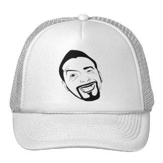 The amused Koksmann Mesh Hat