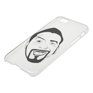 The amused Koksmann iPhone7 Clearly Deflector Case