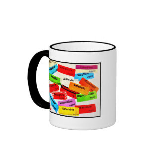THE ANAESTHETIC LIFE COFFEE MUGS