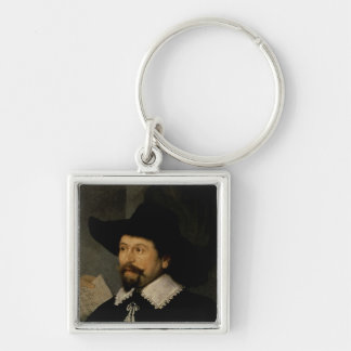 The Anatomy Lesson of Dr. Nicolaes Tulp, 1632 2 Key Ring